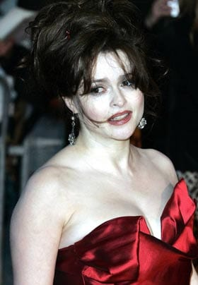 HELENA BONHAM CARTER, attrice, 43 anni (foto Kika Press & Media)