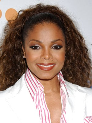 JANET JACKSON, cantante, 43 anni