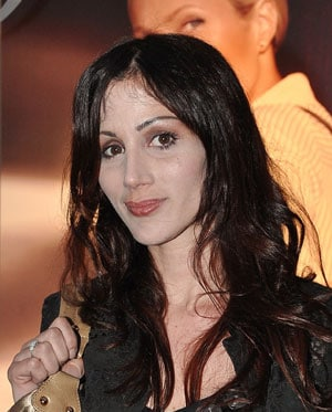 Elisabetta Rocchetti, attrice, 34 anni
