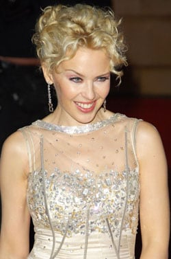 KYLIE MINOGUE, cantautrice, 41 anni