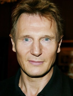 LIAM NEESON, attore, 57 anni