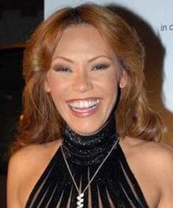 LINDA BATISTA, attrice, 37 anni