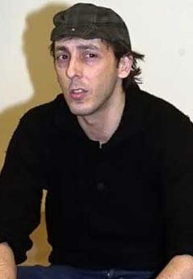 MASSIMO CECCHERINI, attore, 44 anni