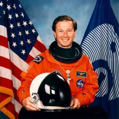 Maurizio Cheli, astronauta, 50 anni