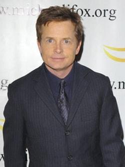 MICHAEL J. FOX, attore, 48 anni