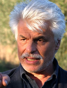 MICHELE PLACIDO, attore e regista, 63 anni