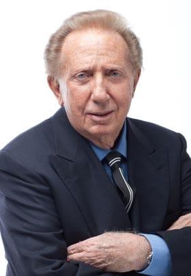 MIKE BONGIORNO, conduttore tv, 85 anni