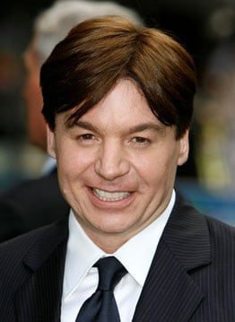 Mike Myers, attore, 46 anni