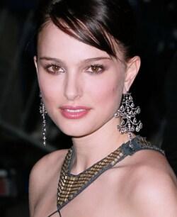 NATALIE PORTMAN, attrice, 28 anni