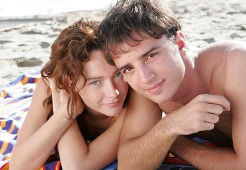 Cristiana Capotondi e Nicolas Vaporidis