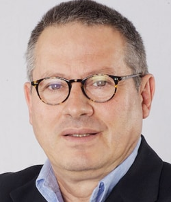 Paolo Liguori, giornalista, 60 anni