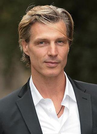 PAOLO SEGANTI, attore, 44 anni