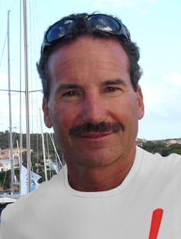 PAUL CAYARD, velista, 50 anni