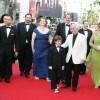 """Il cast di """"Up"""" (foto Kika Press & Media)"""