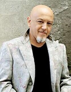 ENRICO RUGGERI, cantautore, 52 anni