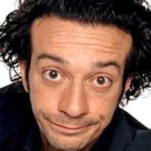SALVO FICARRA, attore comico, 38 anni