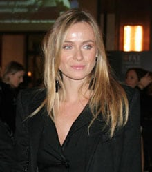 SERENA AUTIERI, attrice, 33 anni