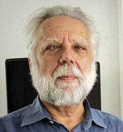 SERGIO STAINO, autore fumetti e regista, 69 anni
