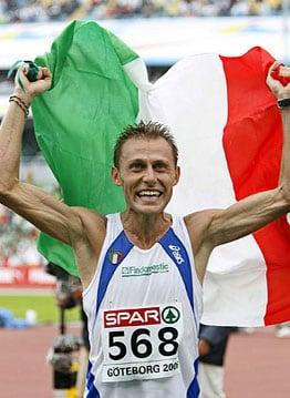 Stefano Baldini, atleta, 1971