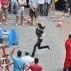 Kristen Stewart sul set di «New Moon» a Montepulciano (foto Kika Press & Media)