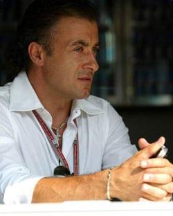 JEAN ALESI, ex pilota Formula 1, 45 anni