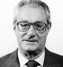CESARE ROMITI, ex imprenditore, 86 anni