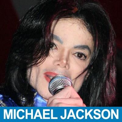Michael Jackson, sfoglia la fotogallery