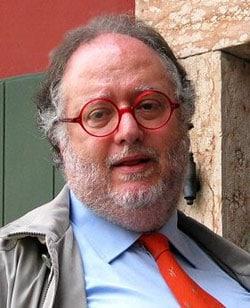 EDOARDO RASPELLI, giornalista, 60 anni