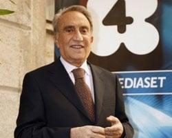 EMILIO FEDE, giornalista, 78 anni