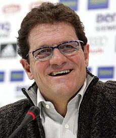 FABIO CAPELLO, allenatore calcio, 63 anni