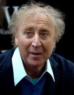 GENE WILDER, attore e regista, 76 anni