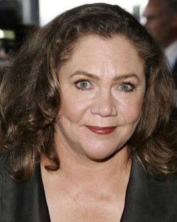 KATHLEEN TURNER, attrice, 55 anni