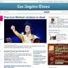 Il sito del Los Angeles Times