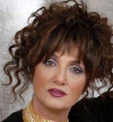 MARCELLA BELLA, cantante, 57 anni
