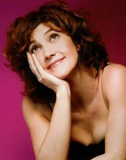 MARIA AMELIA MONTI, attrice, 47 anni