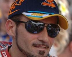 MAX BIAGGI, motociclista, 38 anni