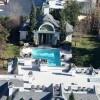 La villa di Michael Jackson (foto Kika Press & Media)