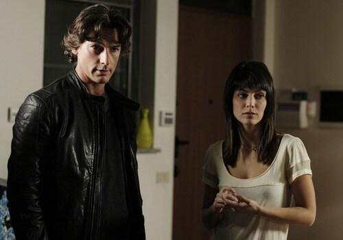 Roberto Farnesi e Alessandra Mastronardi