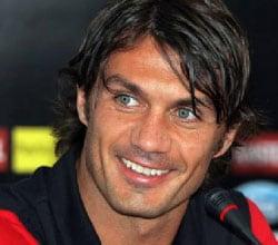 PAOLO MALDINI, ex calciatore, 41 anni
