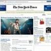 Il sito del New York Times