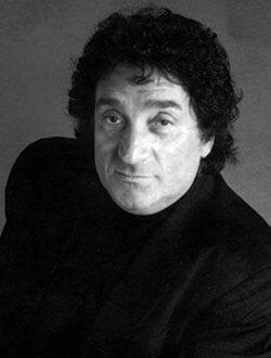 TONY DALLARA, cantante, 73 anni
