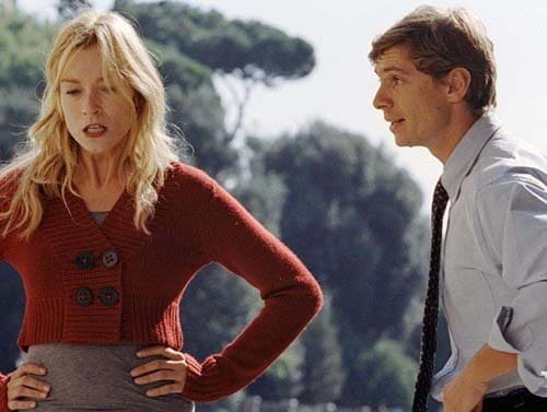 Stefania Rocca e Giorgio Pasotti