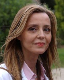 ELIANA MIGLIO, attrice, 44 anni