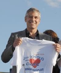 George Clooney - foto Kikapress