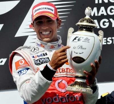 Lewis Hamilton (Foto Ansa)