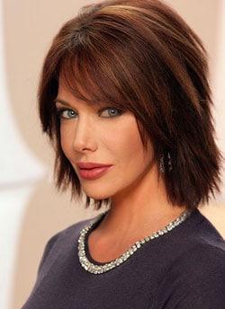 HUNTER TYLO, attrice nel cast di Beautiful, 48 anni