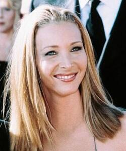 LISA KUDROW, attrice, 46 anni
