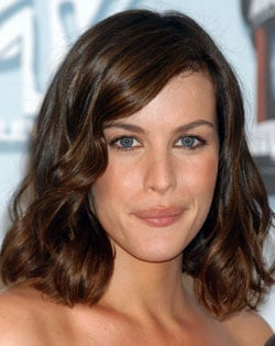 LIV TYLER, attrice, 32 anni (foto Kika Press & Media)