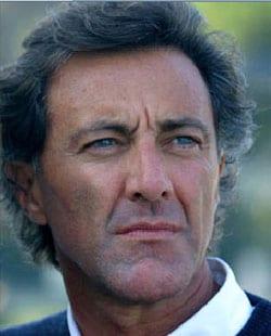 LUCA BARBARESCHI, attore, conduttore e politico, 53 anni