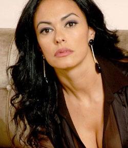 MARIA GRAZIA CUCINOTTA, attrice, 41 anni
